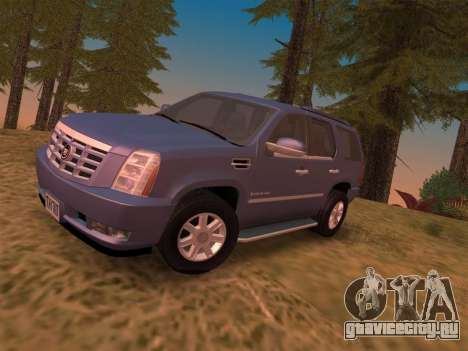 Los Santos MG19 ENB для GTA San Andreas четвёртый скриншот