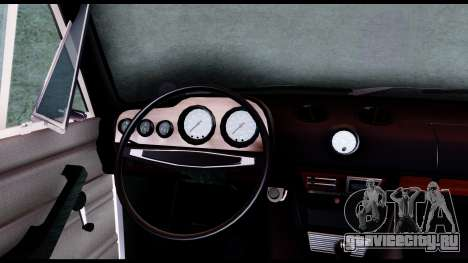 ВАЗ 2103 Retro для GTA San Andreas вид справа