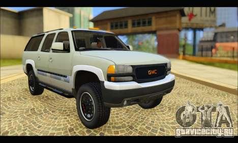 GMC Yukon XL 2003 v.2 для GTA San Andreas