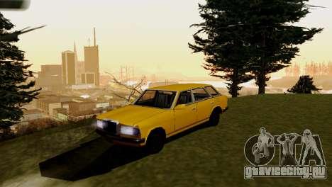 Абсолютно новый транспорт и его покупка для GTA San Andreas второй скриншот