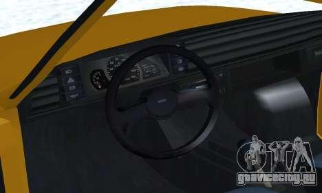 Fiat 126p FL для GTA San Andreas колёса