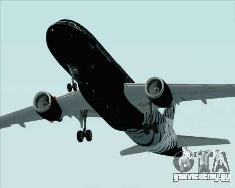 Airbus A320-200 Air New Zealand для GTA San Andreas
