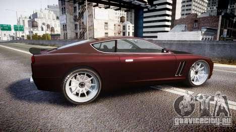 Dewbauchee Super GT Sport для GTA 4 вид слева