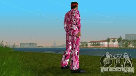Camo Skin 20 для GTA Vice City третий скриншот