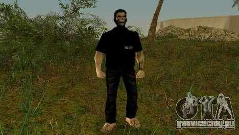Death Skin для GTA Vice City второй скриншот