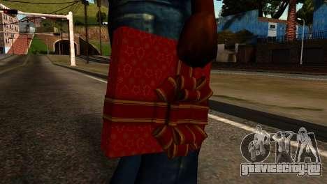New Year Remote Explosives для GTA San Andreas третий скриншот