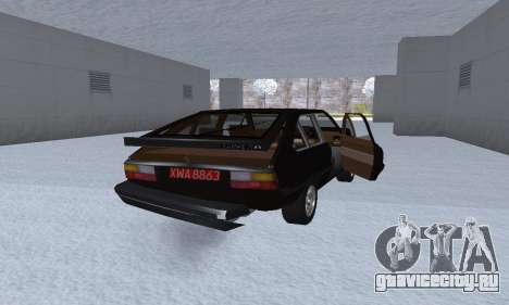 FSO Polonez 2.0X Coupe для GTA San Andreas