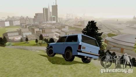 Абсолютно новый транспорт и его покупка для GTA San Andreas седьмой скриншот