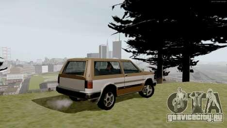 Абсолютно новый транспорт и его покупка для GTA San Andreas девятый скриншот