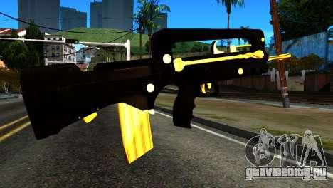 New Machine для GTA San Andreas второй скриншот