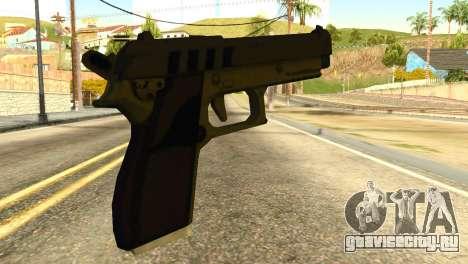 Pistol from GTA 5 для GTA San Andreas второй скриншот