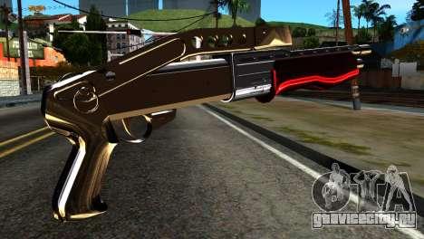 New Combat Shotgun для GTA San Andreas второй скриншот