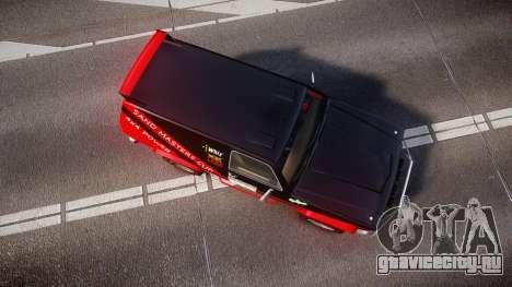 Declasse Rancher Sandking style для GTA 4 вид справа