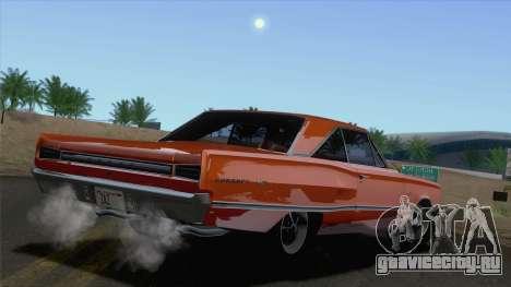 ENBSeries by Blackmore 0.075c для GTA San Andreas третий скриншот