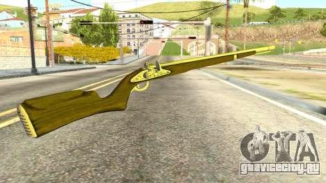 Rifle from GTA 5 для GTA San Andreas второй скриншот