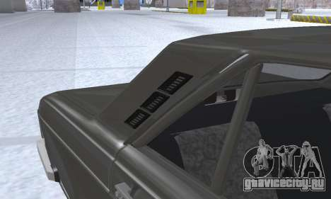 Ikco Peykan Chragh Benzi New для GTA San Andreas колёса