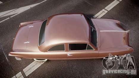 Ford Business 1949 для GTA 4 вид справа