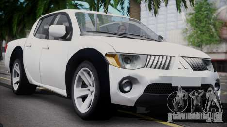 Mitsubishi Triton для GTA San Andreas