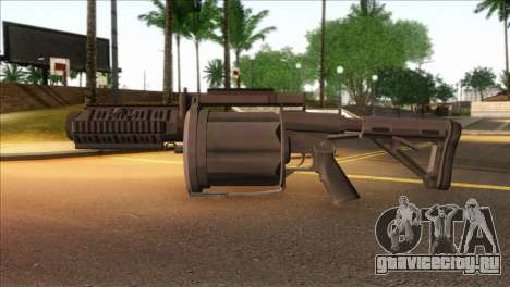 Rocket Launcher from GTA 5 для GTA San Andreas третий скриншот