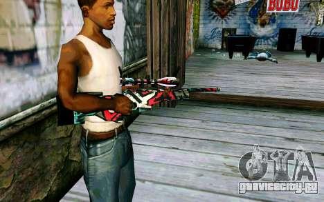 AWP L96А1 (Looney) для GTA San Andreas второй скриншот