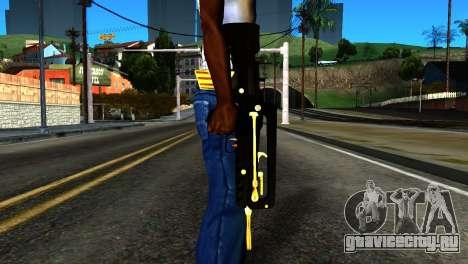 New Machine для GTA San Andreas третий скриншот