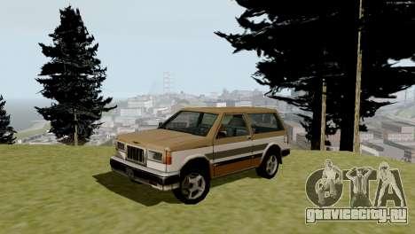 Абсолютно новый транспорт и его покупка для GTA San Andreas восьмой скриншот
