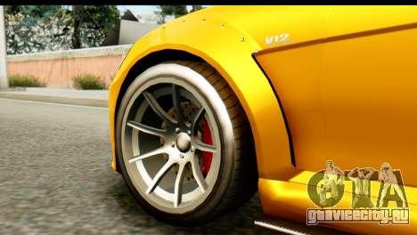 GTA 5 Benefactor Schwartzer SA Mobile для GTA San Andreas