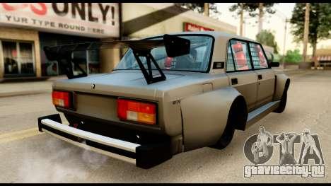ВАЗ 2105 Спортивный для GTA San Andreas