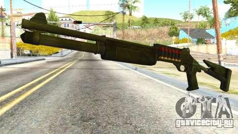 Shotgun from Global Ops: Commando Libya для GTA San Andreas