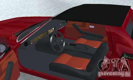 Fiat Bertone X1 9 для GTA San Andreas