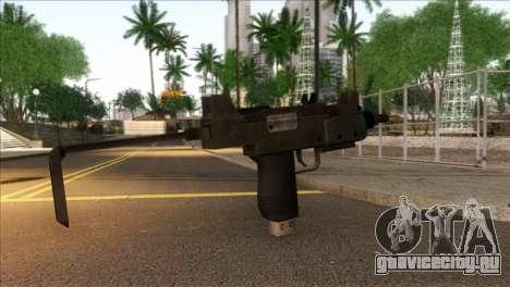 Micro SMG from GTA 5 для GTA San Andreas второй скриншот