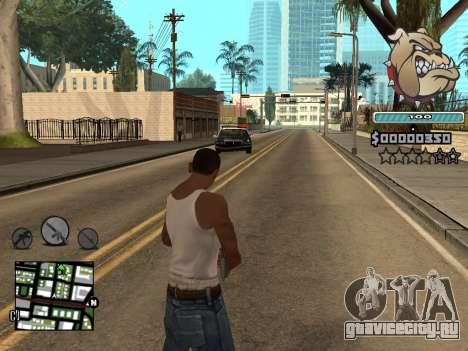 C-HUD Universal для GTA San Andreas пятый скриншот