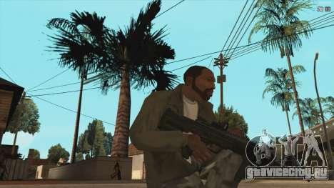 M7A3 для GTA San Andreas второй скриншот