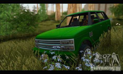 Gallivanter Baller I (GTA V) (IVF) для GTA San Andreas
