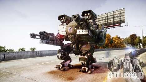 Enhanced Power Armor для GTA 4 третий скриншот
