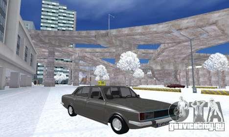 Ikco Peykan Chragh Benzi New для GTA San Andreas вид слева