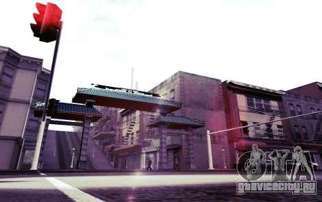 Instagram ENB v1.02 для GTA San Andreas одинадцатый скриншот