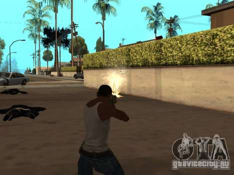 Effects by Lopes 2.2 New для GTA San Andreas пятый скриншот