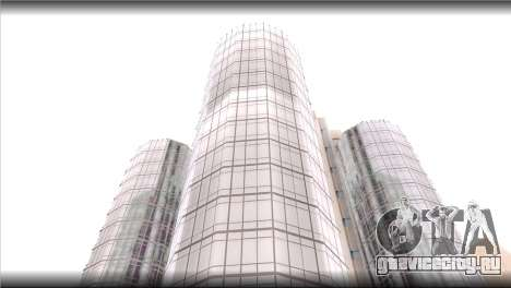 ENBSeries for medium PC для GTA San Andreas десятый скриншот