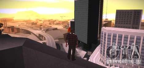 ENB by NIKE для GTA San Andreas третий скриншот