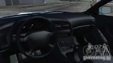 Toyota Сelica для GTA San Andreas вид справа