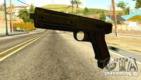 AP Pistol from GTA 5 для GTA San Andreas
