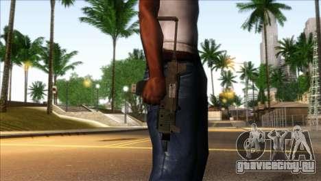Micro SMG from GTA 5 для GTA San Andreas третий скриншот