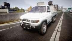 УАЗ 2360 6x6
