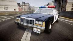 Ford LTD Crown Victoria 1987 LCPD [ELS]