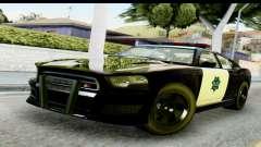 GTA 5 Buffalo S Police SF для GTA San Andreas
