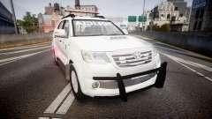 Toyota Hilux SW4 2014 Ronda PMCE [ELS]