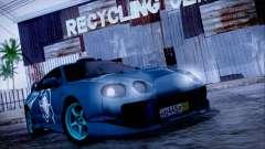 Toyota Сelica для GTA San Andreas