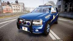 Chevrolet Trailblazer Virginia State Police ELS для GTA 4