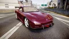 Mazda RX-7 Custom для GTA 4